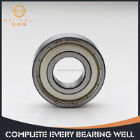 Motorcycle Engine Parts Deep Groove Ball Bearing 6414 Made In China