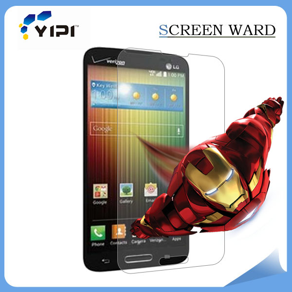 high quality Water proof shock proof cell phone screen/guard protector for LG Lucid 3(vs876)