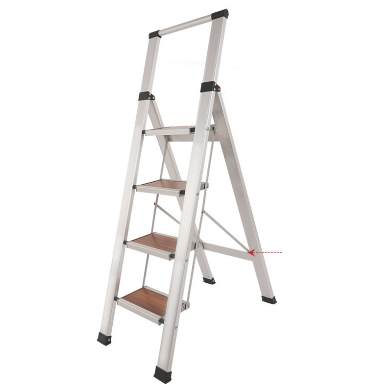 Hot Sale Extension Aluminum Telescopic Ladder