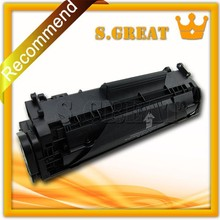 compatible hp 2612A toner cartridge for hp 3050 printer and for compatible hp 3050Z laser printer