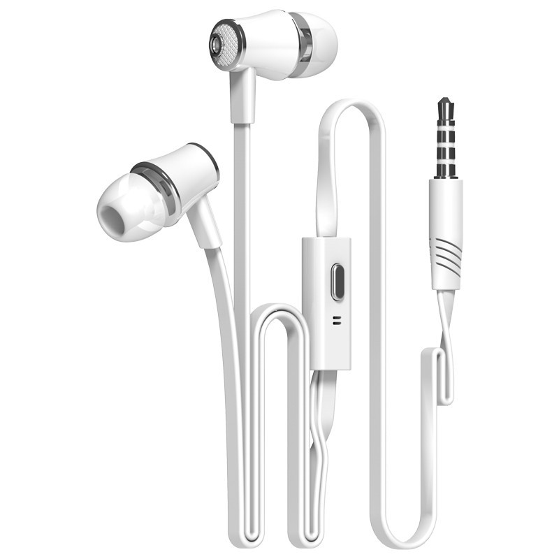 Professional mini stereo sport in-ear headphone with Mic