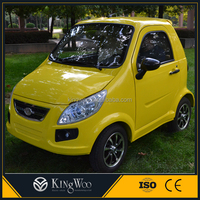 2016 popular mini two seater electric car