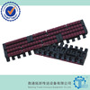 LBPDP1005 Roller Top Plastic Conveyor Belt