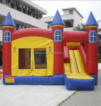 Hola inflatable bouncers for adults/inflatable jumping balloons