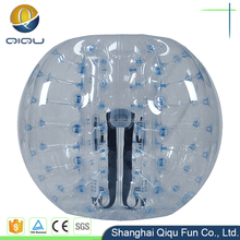 Cheap Inflatable Body Bumper Ball Knocker Ball 1.5M Diameter 0.8MM thick TPU Bubble Soccer, Body Zorb, Bubble Ball IN STOCK