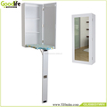 Wall mount home furniture space saving furniture mechanism