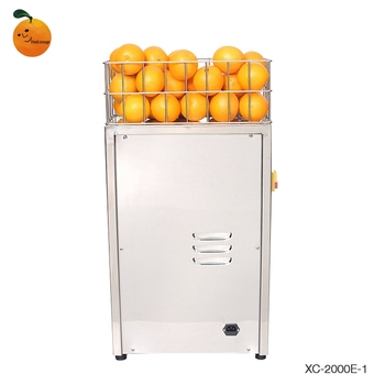 Quality-Assured Fruit Vegetable Juice Extractor