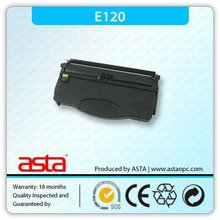 Toner Cartridge E120 for Lexmark laser printer