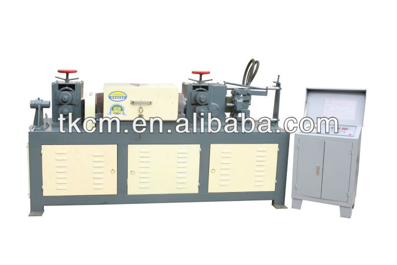 GTQ5-12B electric steel tube straightening cutting machine