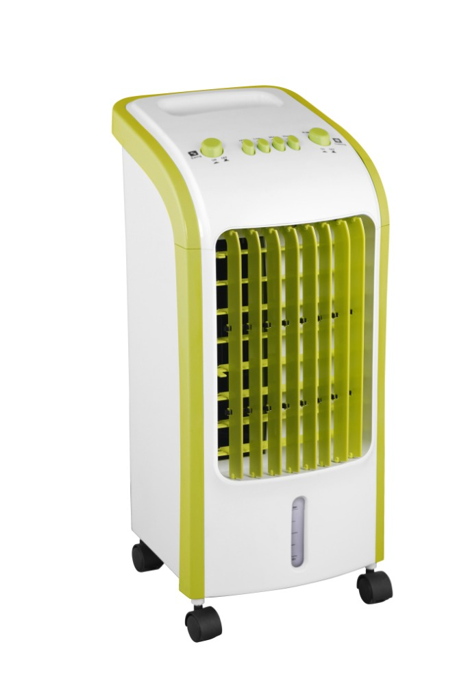 Mini size 3 In 1 summer fan air purifier humidifier portable air cooler with remote control BL-168DLR