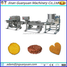 Stainless steel Burger machine/chicken/beef burger forming machine
