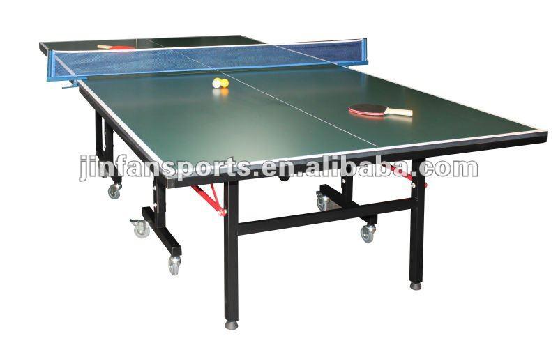 Pieghevole tavolo da ping pong con dimensioni standard tavoli ping pong id prodotto 657239462 - Costruire tavolo ping pong pieghevole ...