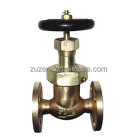 5K 16K bronze screw down check globe valves union bonnet marine valve