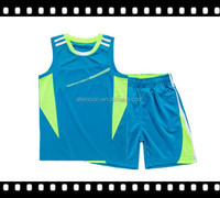 Wholesale Basketball Sport Suits For Children