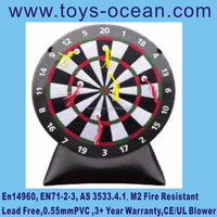 Entertainment Giant Inflatable Dart Board Sports