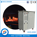 Brown Gas HHO Flame Stainless Steel Cutting Machine
