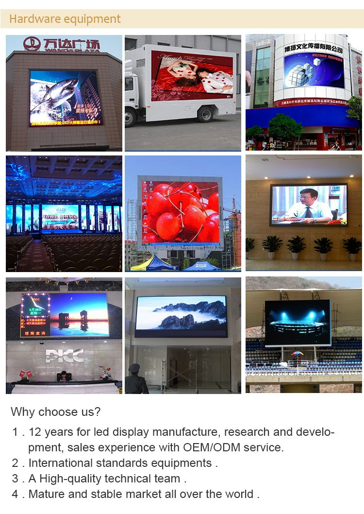 stage elegant backdrop led display , p2.571mm Konlison small led display