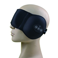 High quality wholesale sleep 3d music eye mask wireless earphone