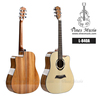 Cutaway Dreadnought popular korean acoustic guitar for student