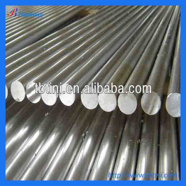 bright surface 6al4v bar moq 5kg with material of titanium bt6