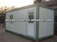 Comfortable modern movable container office