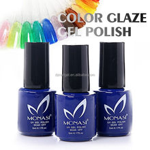 Nature material free sample soak off gel polish nail, uv nail gel polish