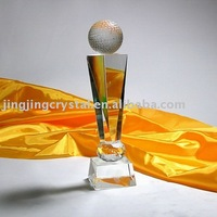 K9 Crystal China Supply Blank Crystal Ball Trophy for Sport Souvenirs
