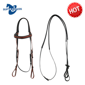 HB001 Horse Bridle, Halter Horse Racing Bridle, Horse Equipment Equestrian Wholesale