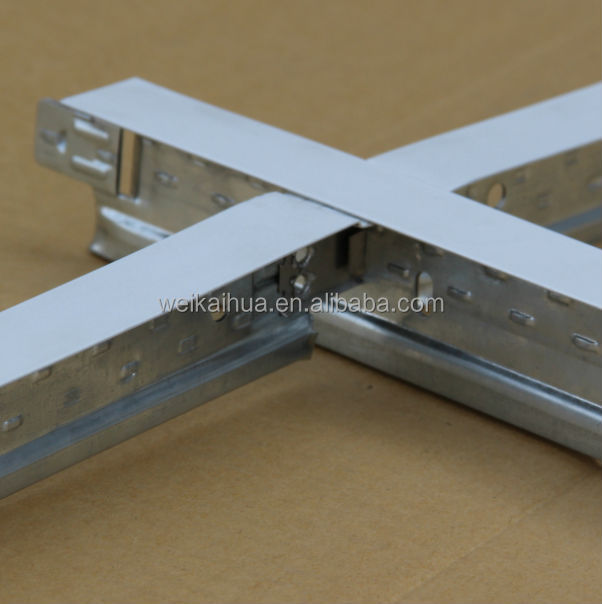 ceiling grid gable roof designs / High quality Suspender hanger / WBM Brand