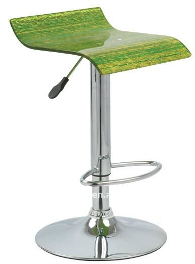 adjustable endurable modern swivel bar stool