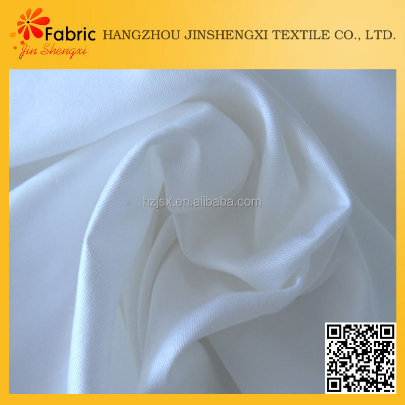 Hospital or hotel bedding fabric cheap good quality cotton bamboo textile yards