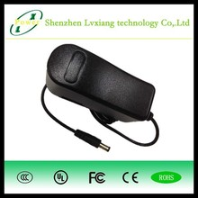 china 8 years manufacturer 9V 1A 2A 3A ac dc adapter,wall mount charger,switching mode power supply