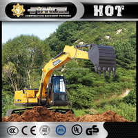 Word famous SANY 0.28m3 small excavator volvo with best price