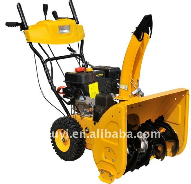 Loncin engine snow blower 5.5hp
