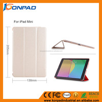 For ipad air 2 leather cover, for ipad air 2 smart cover case luxury