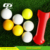 Golf Ball Manufacture,2 Pieces/Layer Golf Colorful Tounamental Balls