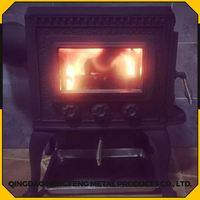 Energy-saving craft wood stove fireplace insert