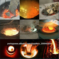 Foundry Induction Melting Furnace FOR Bronze/gold /iron/ steel scrap/ platinum/aluminum/copper