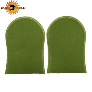 Faked Self Tanning Applicaot Mitt For Sunless Tanning Lotions