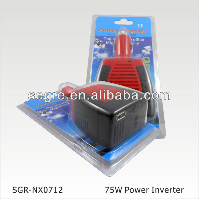 car 75W inverter electronics new gift items