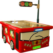 CY-AM50 Bus hockey 2 in 1 air hockey table with pool table air hockey table