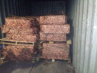 hot selling export high quality high purity 99.95 pure copper millberry wire material copper scrap for sale