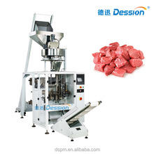 Frozen Meat Packing Machines For Food Production Line