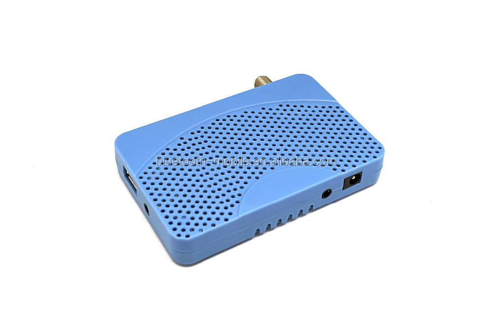 Mini size DVB-S2 Digital Satellite receiver