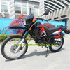 automatic dirt bikes with lifan engine 125cc