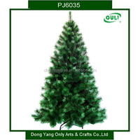 Christmas Xmas Green Pine Needles Height 180CM Celebrate Ornaments Christmas Tree
