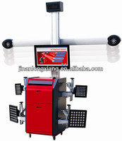 tire shop big red automobile wheel alignment and balancing machine for sale