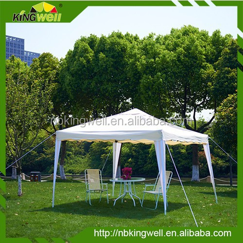 Top selling 3x3m Folding Gazebo with panels for parties, fetes, sport event