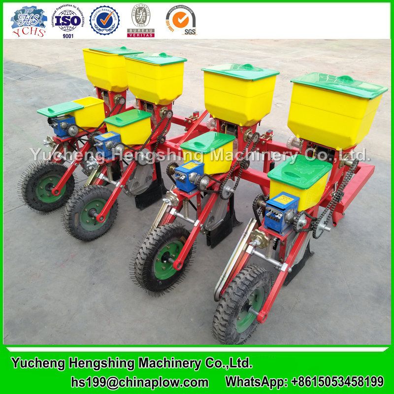 Agriculture machines Corn planter 4 rows seed row planter