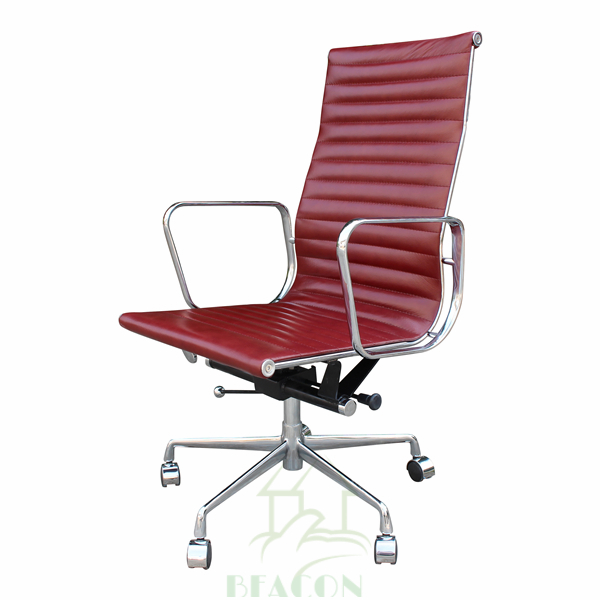 High quality leather manager office swivel emes office chair